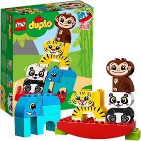 Lego Duplo: O Meu Primeiro Balance de Animais  1 1/2+