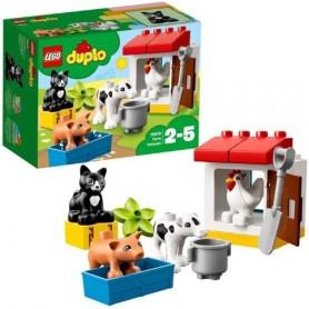 Lego Duplo: Animais da Quinta 2-5