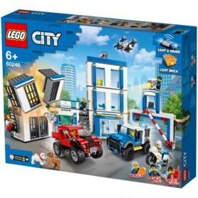 Lego City: Esquadra da Policia 6+