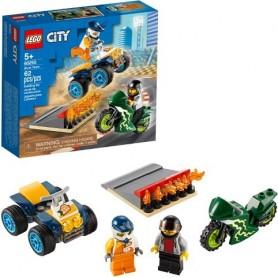 Lego City: Equipa de Acrobacias 5+
