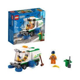 Lego City: Varredor de Ruas 5+