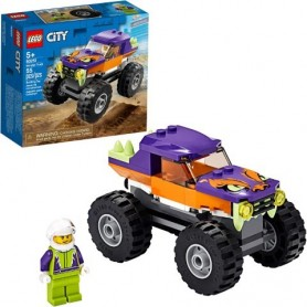 Lego City: Camião Monster Truck 5+