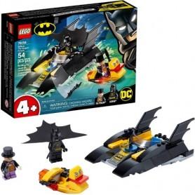 Lego Super Heroes DC: Batman Perseguição ao Pinguim 4+