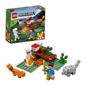 Lego Minecraft: Aventura em Taiga 7+