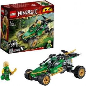 Lego Ninjago: Invasor da Selva 7+