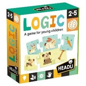 Jogo Logic - Headu