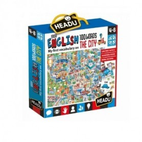 Puzzle Easy English 100 Words - Headu