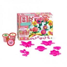 Conjunto Vamos Fazer Flores Cintilantes  - Tutti Frutti