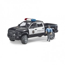 Carrinha Pick UP RAM 2500 Policia - Bruder