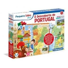 Pequeno Sábio Plus: À Descoberta de Portugal - Clementoni