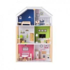 Casa de Bonecas 2in1 - Eurekakids