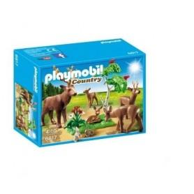 Playmobil Country: Família de Cervos 4-10