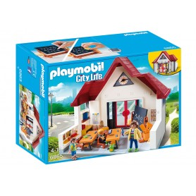 Playmobil City Life: Escola 4-10